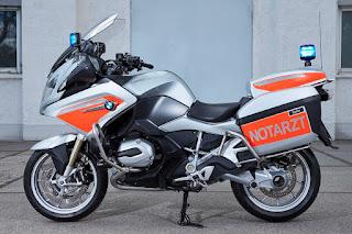BMW R 1200 RT Notarzteinsatzmotorrad (2016) Side