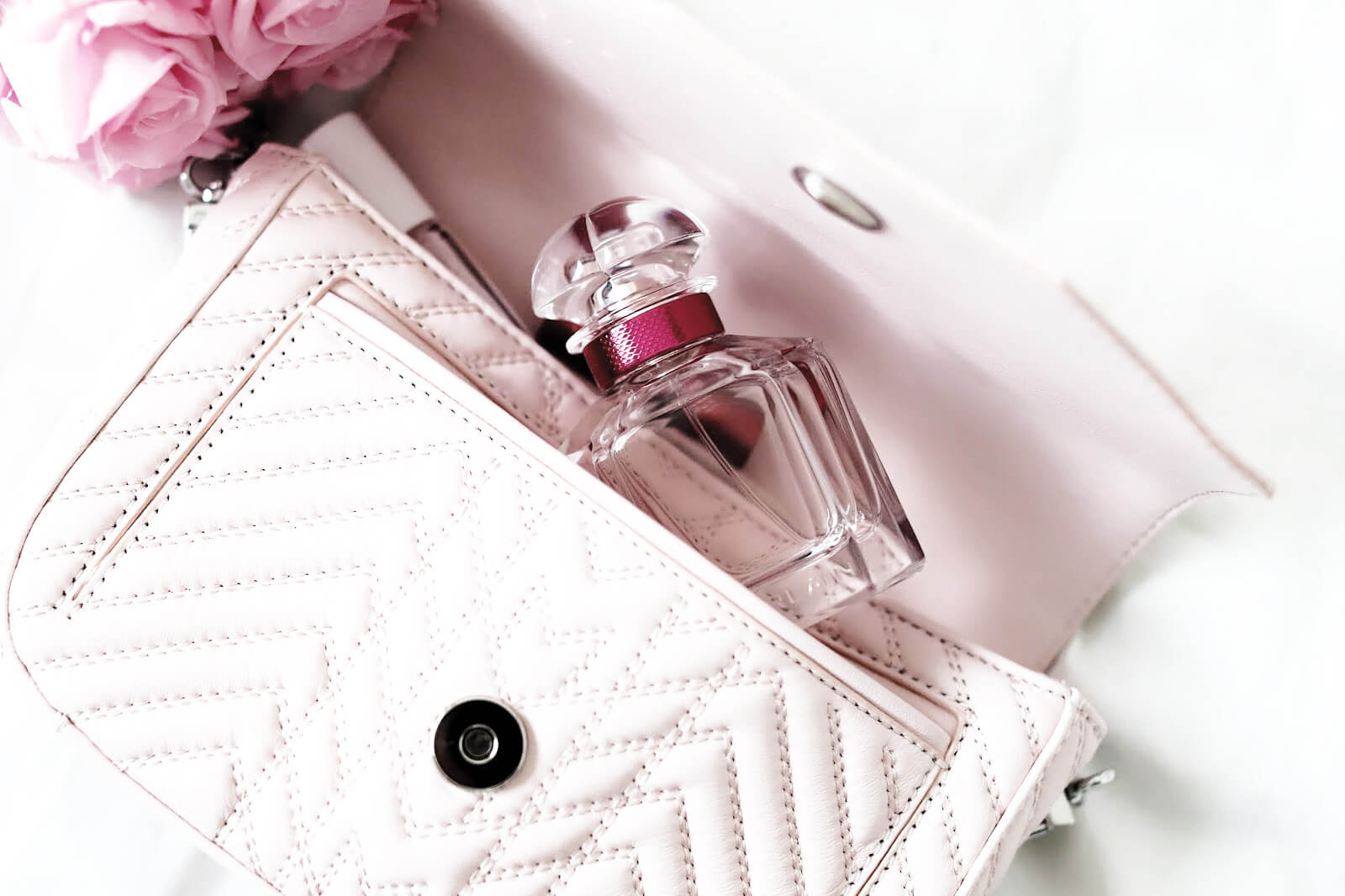 mon guerlain bloom of rose parfum avis test