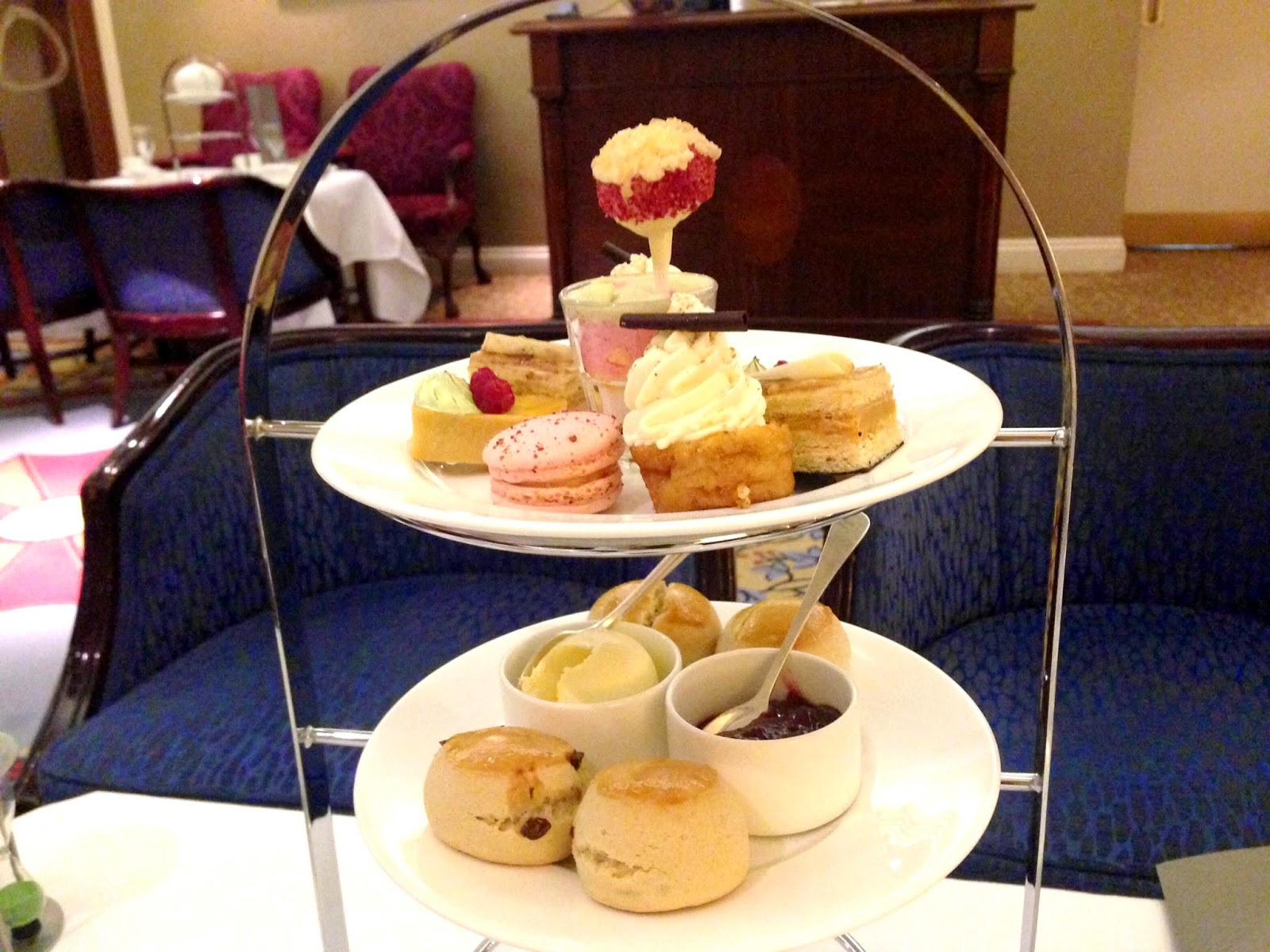 sweet treats afternoon tea