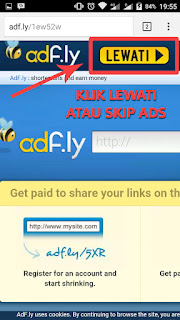 Cara mendownload dan melewati link Jumplink.in dan AdFly di UC Browser 3
