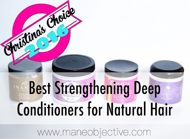 Christina's Choice 2016: Best Deep Conditioners for Natural Hair