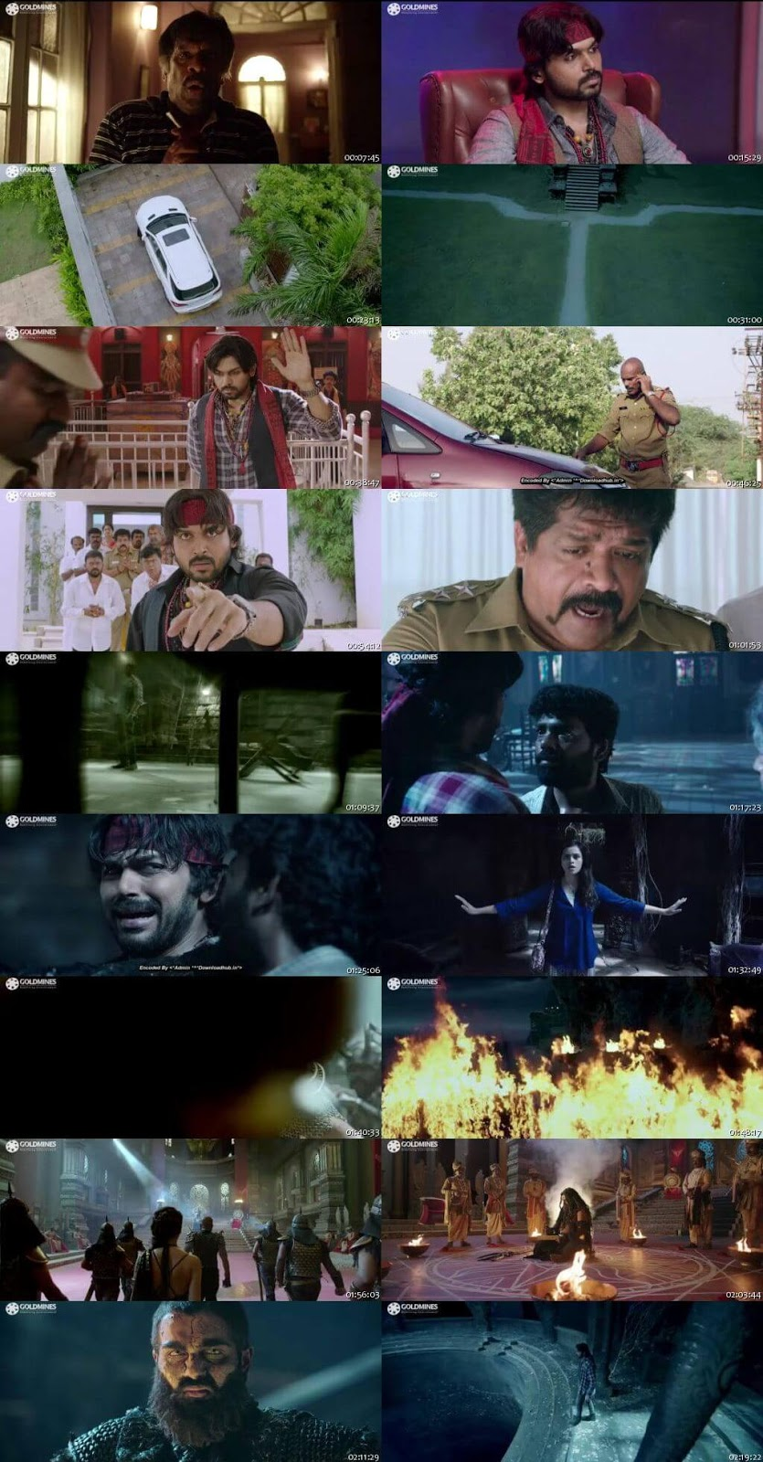 Kaashmora 2016 Hindi Dubbed Movie