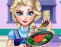 لعبة طبخ ايلزا