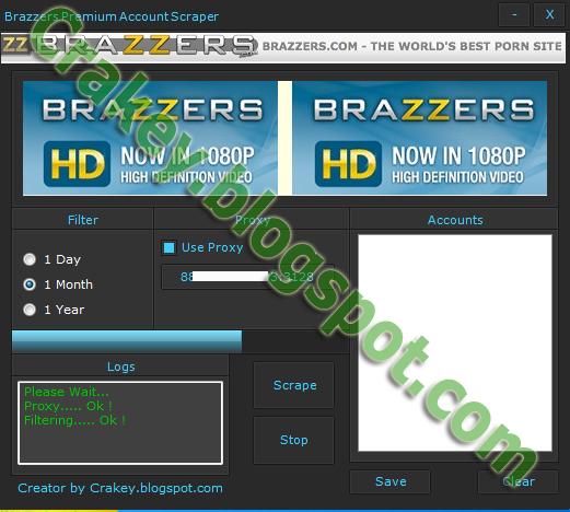 Free Brazzers Premium Account 2017