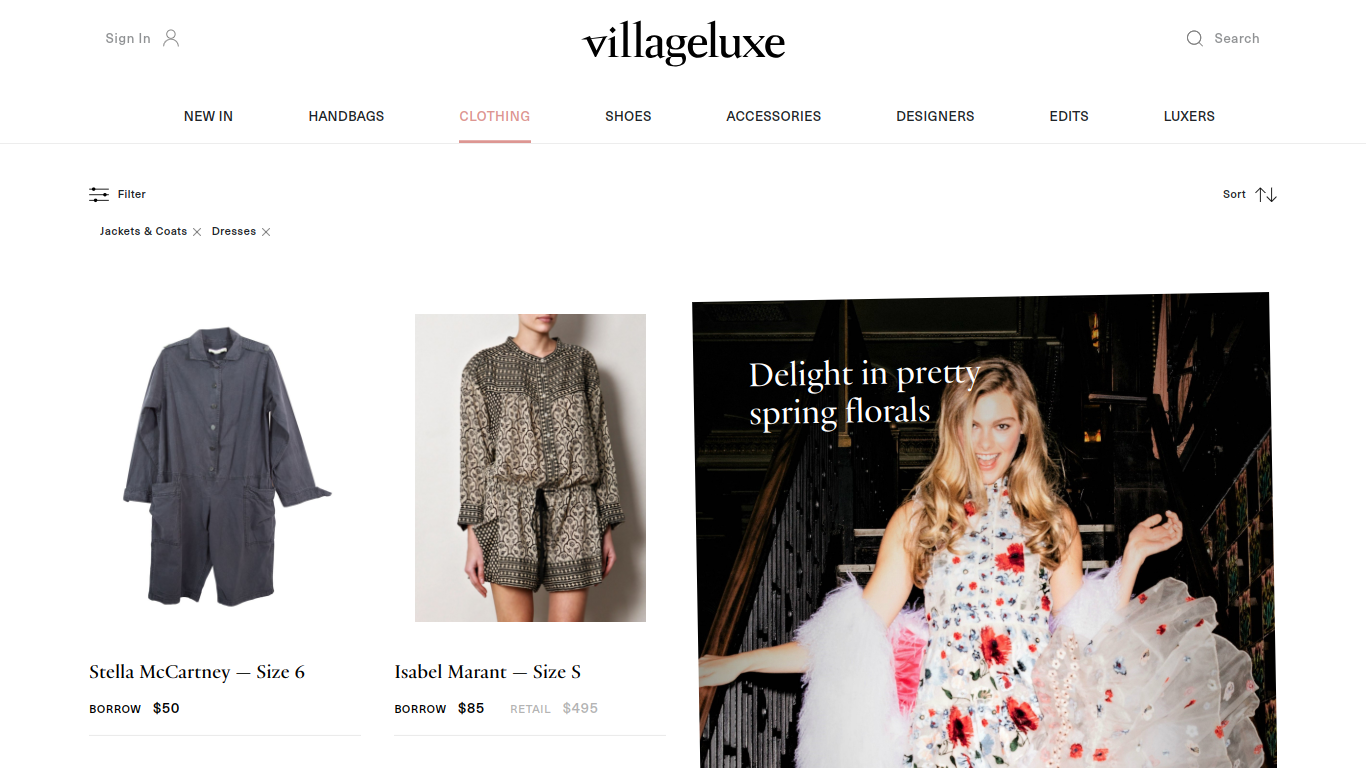 fb1d9b6adf New York-based, peer-to-peer luxury rental site Villageluxe has secured $2  million in seed funding, led by investor and entrepreneur Carmen Busquets.