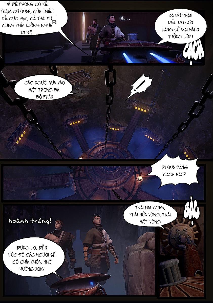 Thủ Mộ Bút Ký - Chapter 47: Cơ Quan Ty - Pic 6