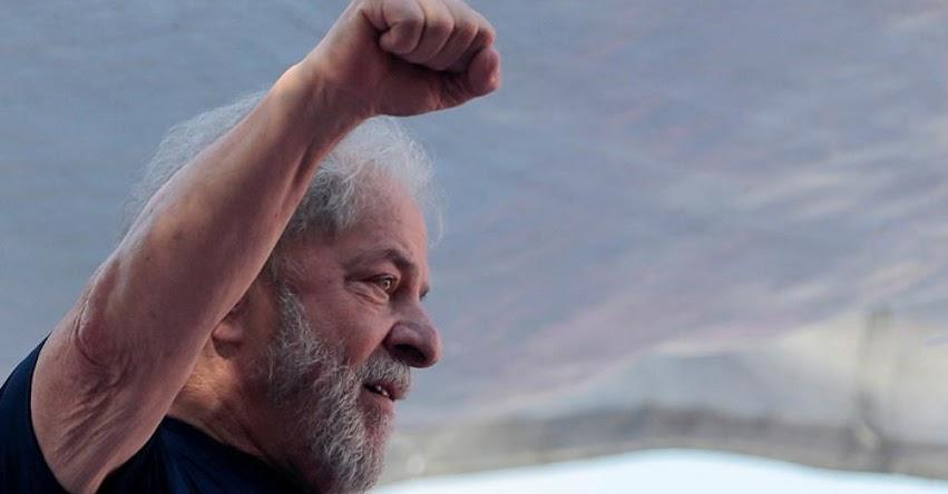 LULA DA SILVA: Juez ordena liberación del expresidente de Brasil