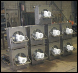 Industrial Unit Heaters With Motor