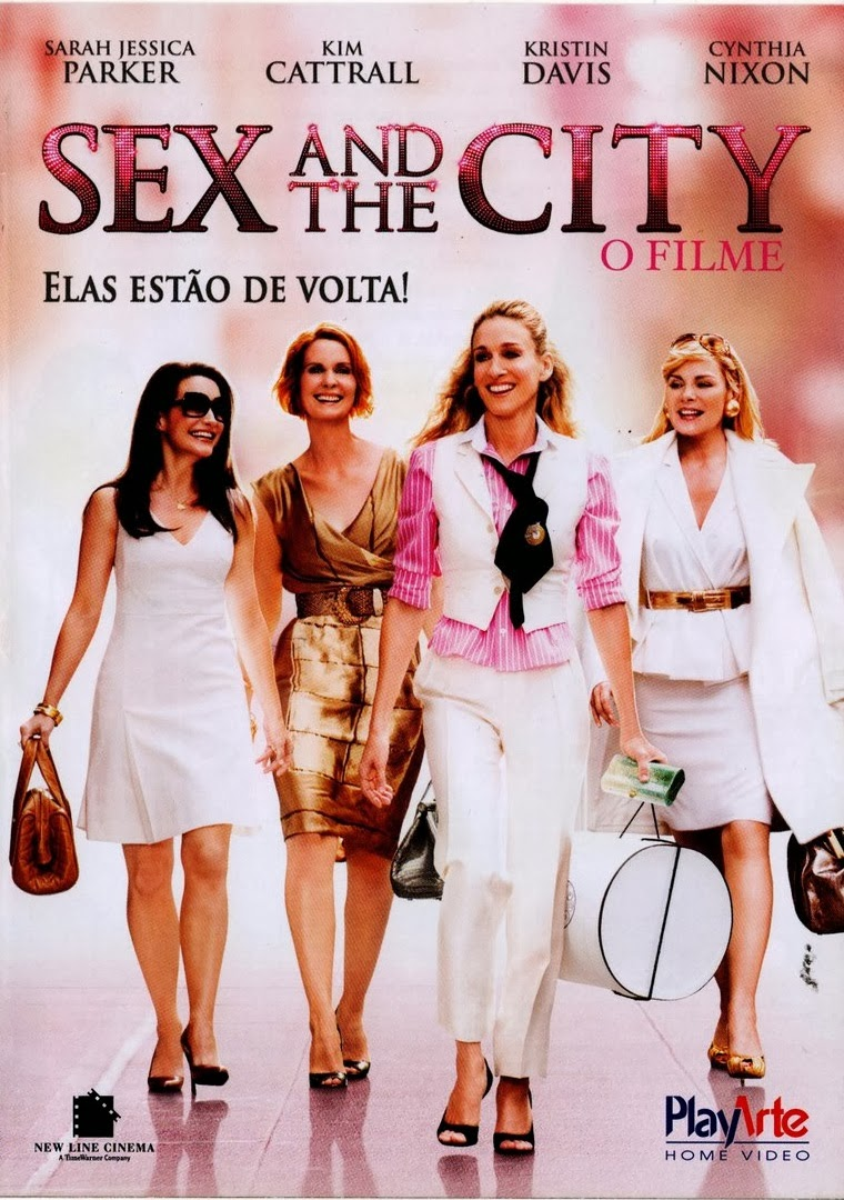 Sex And The City: O Filme – Dublado (2008)