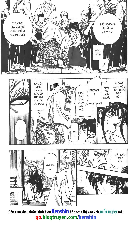 Rurouni Kenshin chap 35 trang 13