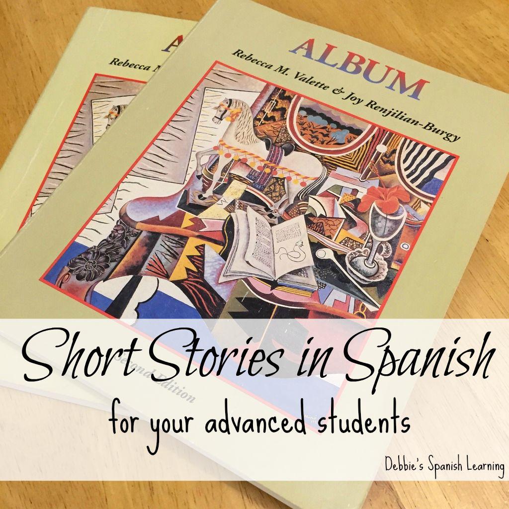 Debbies Spanish Learning Teaching Spanish Literature -2854