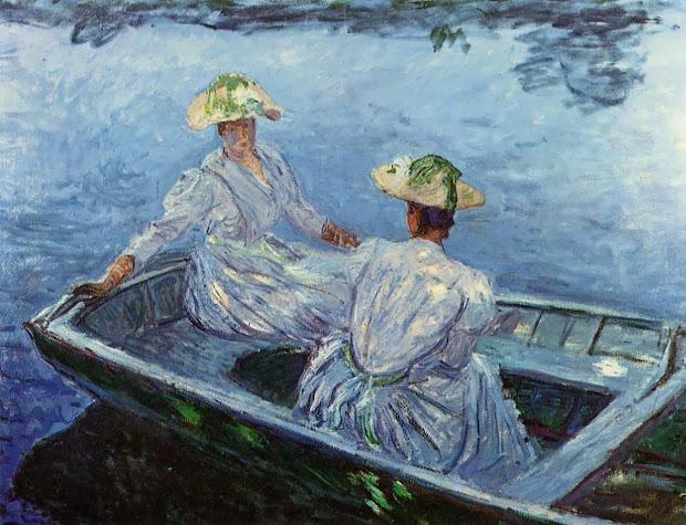 Art & Artists Claude Monet - Part 17 1886 1887