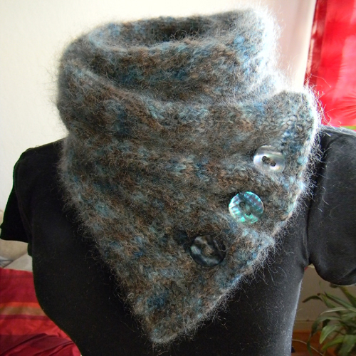 Midwinter Cowl - Free Pattern