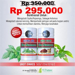 Obat Spesial Untuk Penyakit Gonore & Sipilis