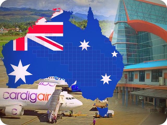 Jalur Penerbangan Australia - Papua Akan Dibuka