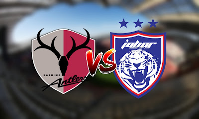 Live Streaming Kashima Antlers vs JDT AFC Champions League 5.3.2019