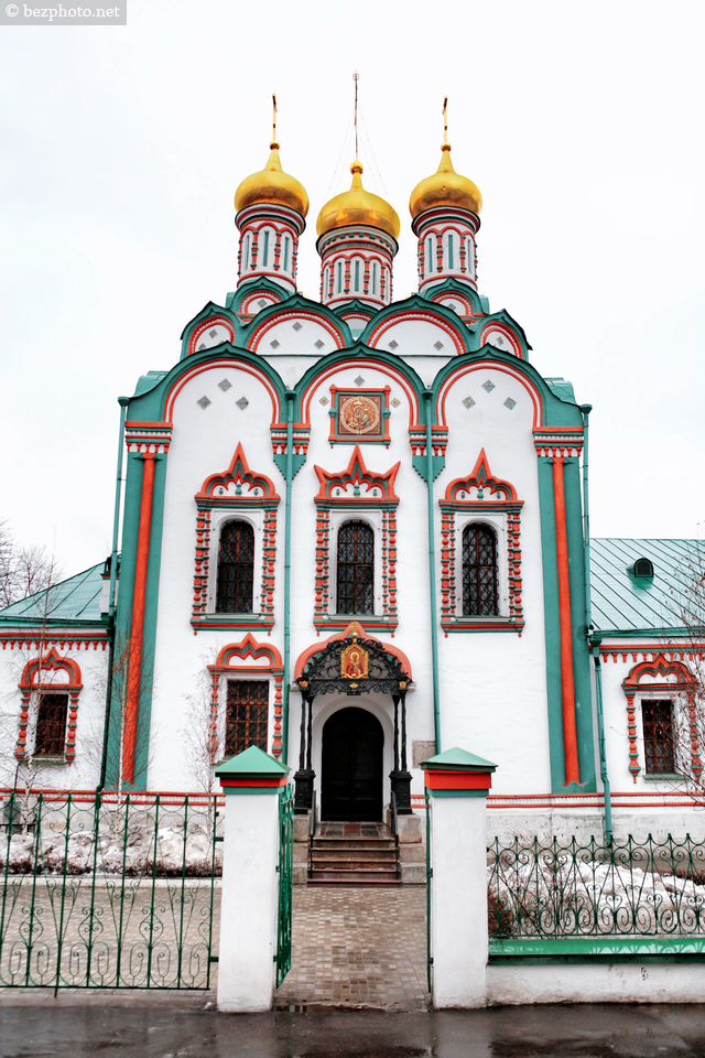 церкви москвы фото