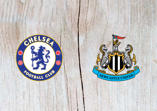 Chelsea vs Newcastle United - Highlights 12 January 2019