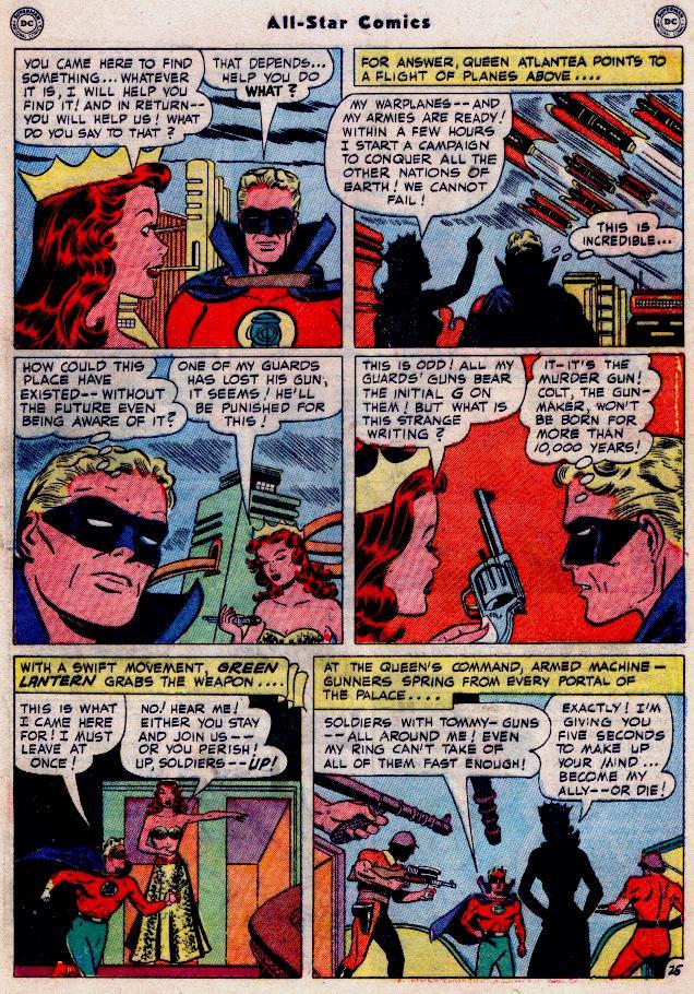 Read online All-Star Comics comic -  Issue #53 - 31