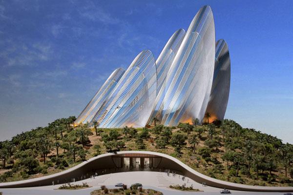 Awesome Future Architecture - Naga Plus (+)