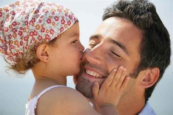 9 πράγματα που η κόρη χρειάζεται από τον μπαμπά της