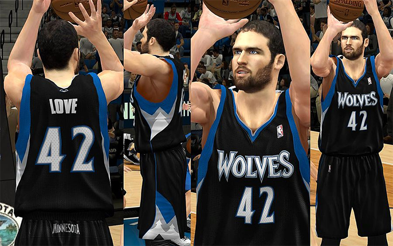 ... NBA 2K13 Minnesota Timberwolves Alternate Jersey Patch ... c18b7d56d