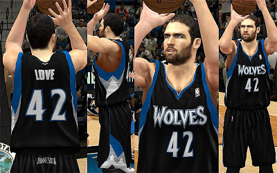 NBA 2K13 Minnesota Timberwolves Alternate Jersey Patch