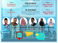Jadwal Lengkap Kislap Ramadhan: Mendekap Ukhuwah Dalam Spirit 212