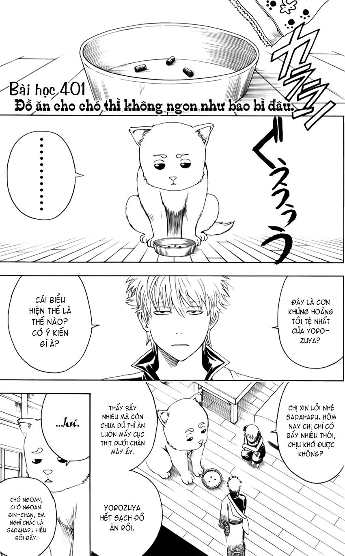 Gintama Chap 401 page 4 - Truyentranhaz.net