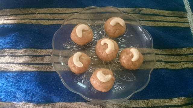 kova coconut laddu sweet
