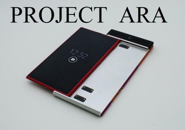 معاينة هاتف Project Ara القابل للتركيب بطريقة عجيبة
