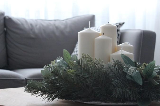 Prepara tus propios centros navideños