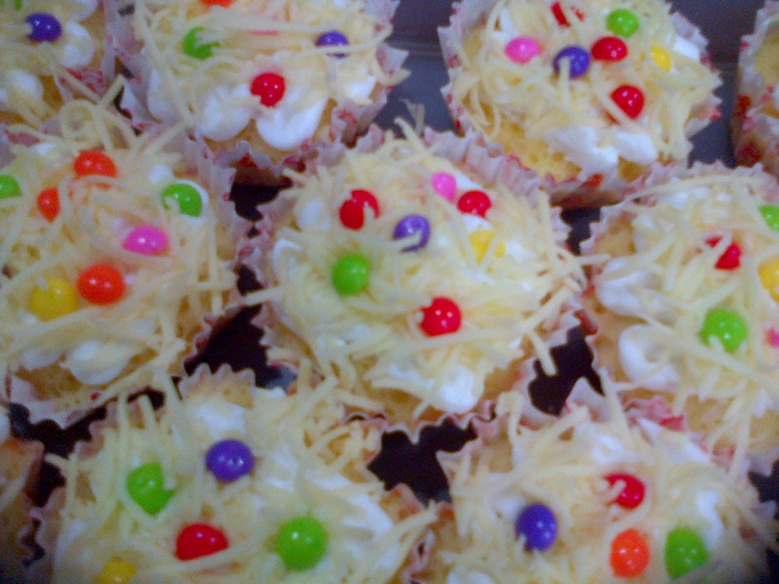 Resep Cake Yogurt Kukus: Cup Cake Keju Kukus