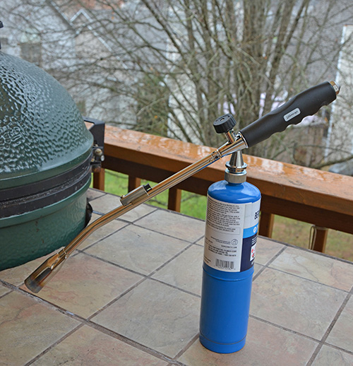 Review of JJGeorge Grill Torch