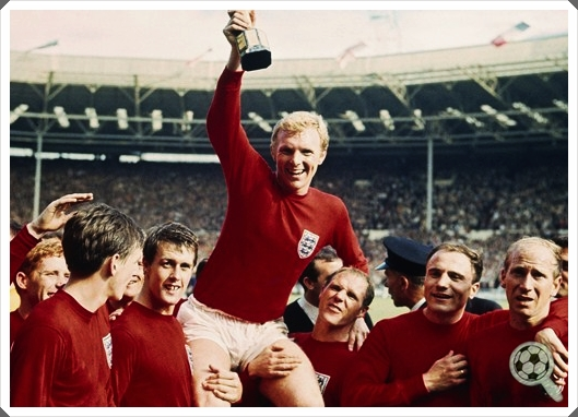 Bobby Moore England 1966 World Cup