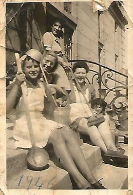 Colonie de vacances 1946