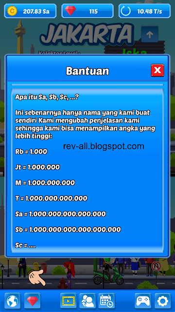 Singkatan uang game juragan ojek android (rev-all.blogspot.com)