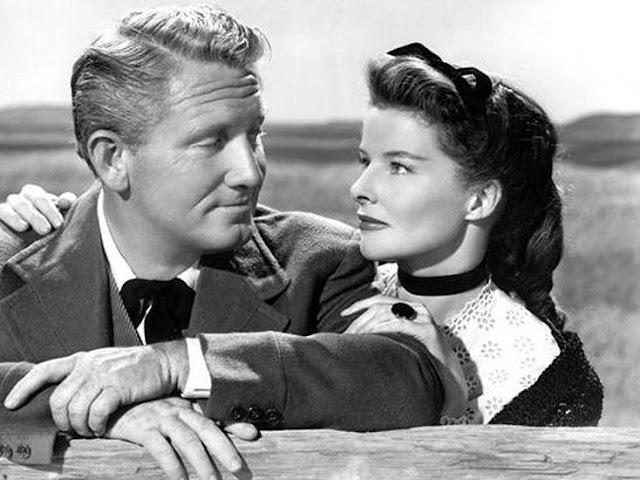 Кэтрин Хепбёрн и Спенсер Трейси: :Любовь на экране и в жизни. 4. «Море травы», 1947