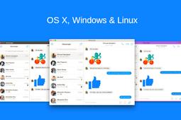 Facebook Desktop Messenger for Windows 7 Free Download 2019