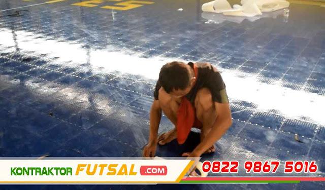 Lantai Futsal Indonesia