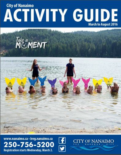 Activity Guide Spring Summer 2016