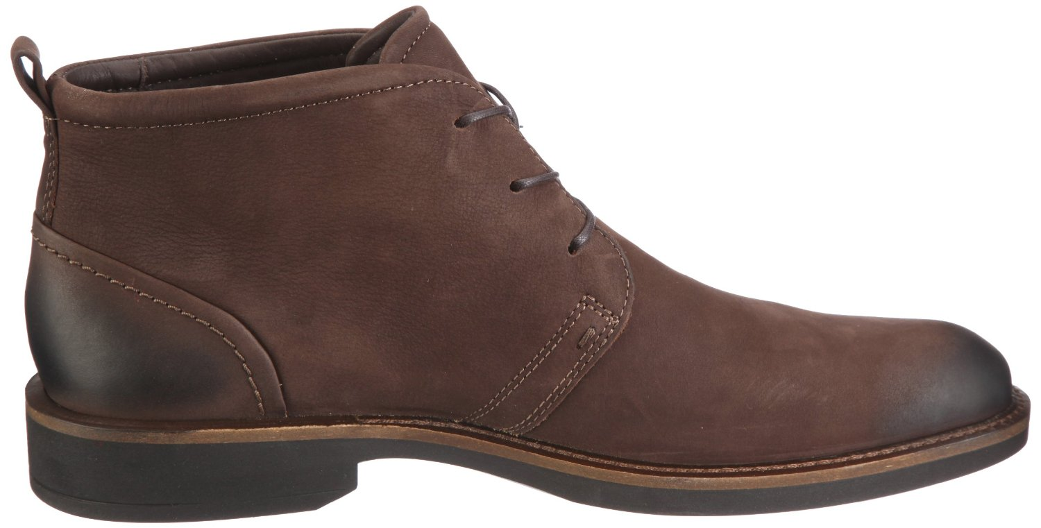 Leather Shoes For Mens Ecco Men S Biarritz Chukka Boot