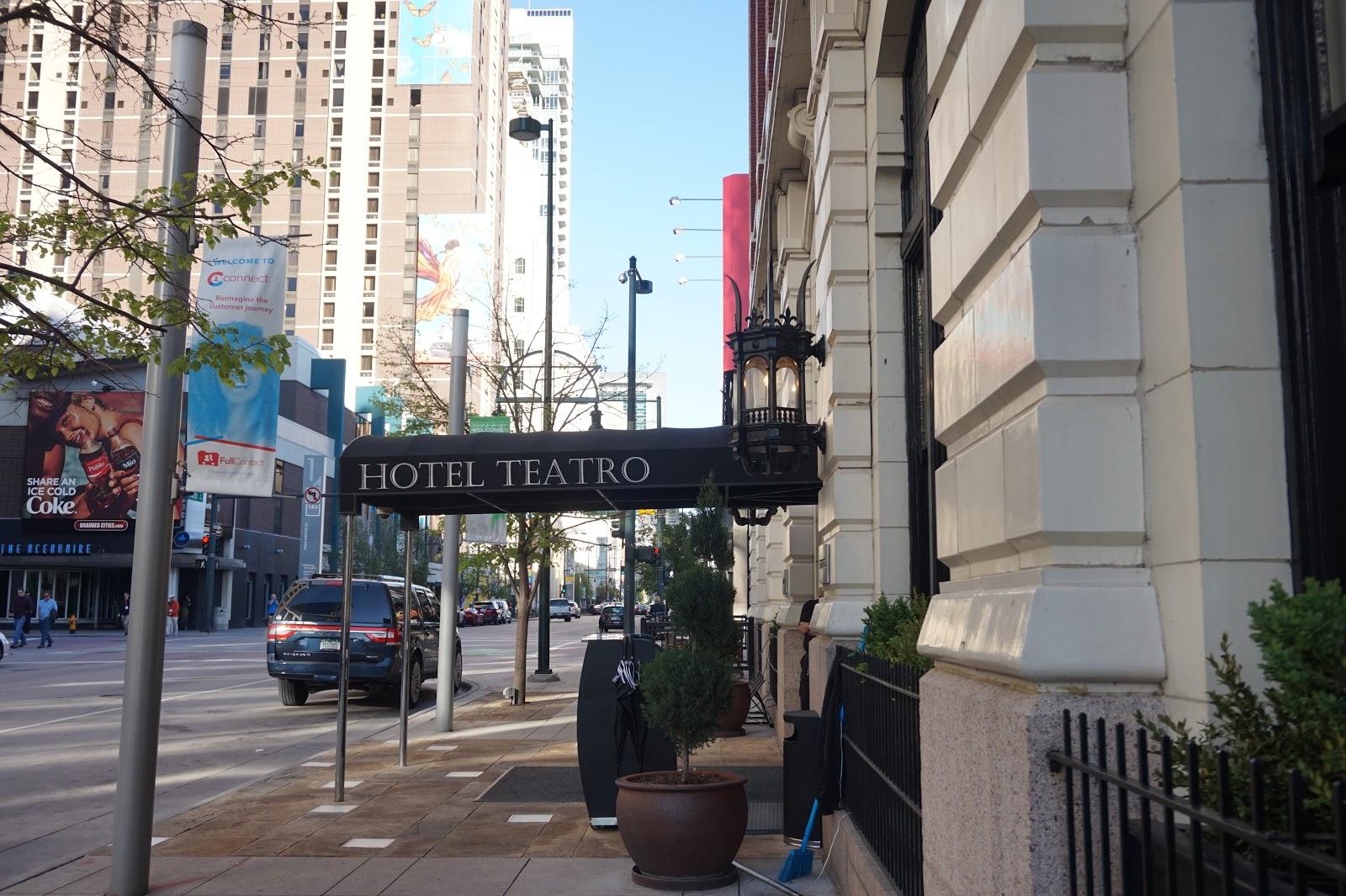 History Meets Luxury In Lodo A Review Of Hotel Teatro Denver Colorado