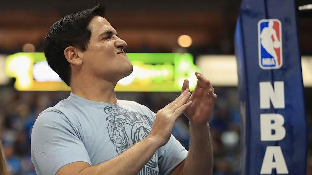 Mark Cuban Disinggung Oleh Draymond Green Ingin Berhenti Menggunakan Istilah 'Pemilik'