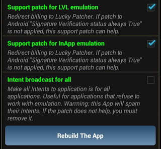 cara menggunakan lucky patcher tanpa root