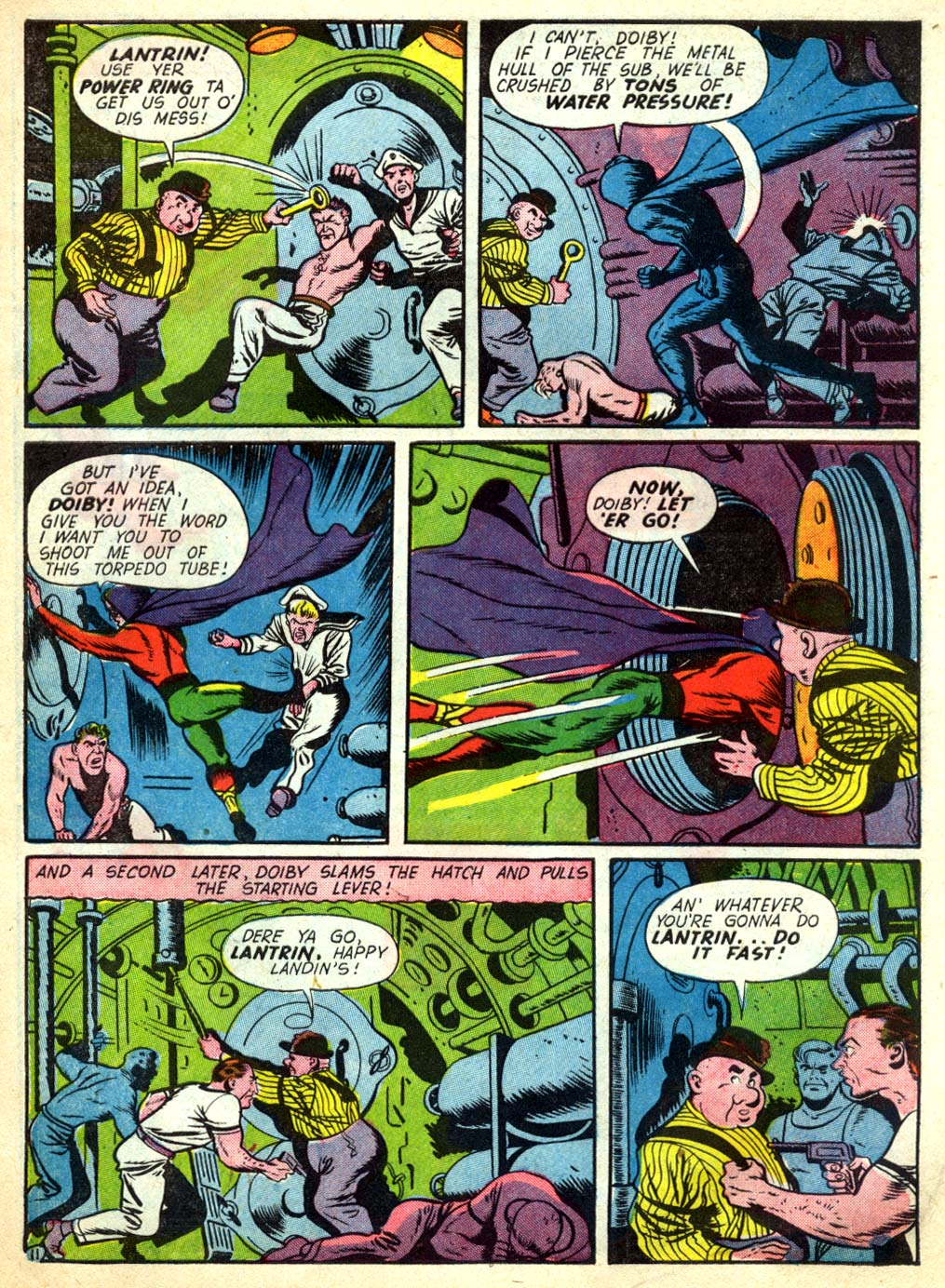 Read online All-American Comics (1939) comic -  Issue #57 - 13