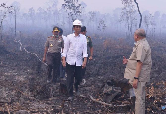 Bohir-Bohir Jokowi Miliki Lahan Lebih Besar dari Prabowo