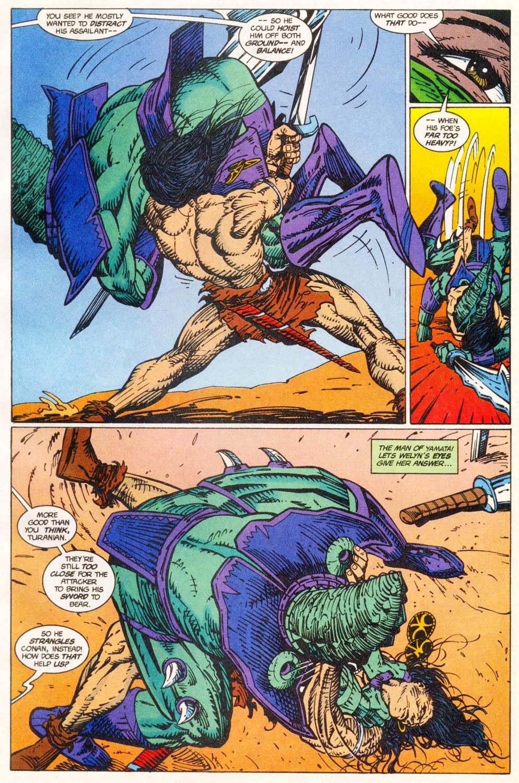 Read online Conan the Adventurer comic -  Issue #12 - 15