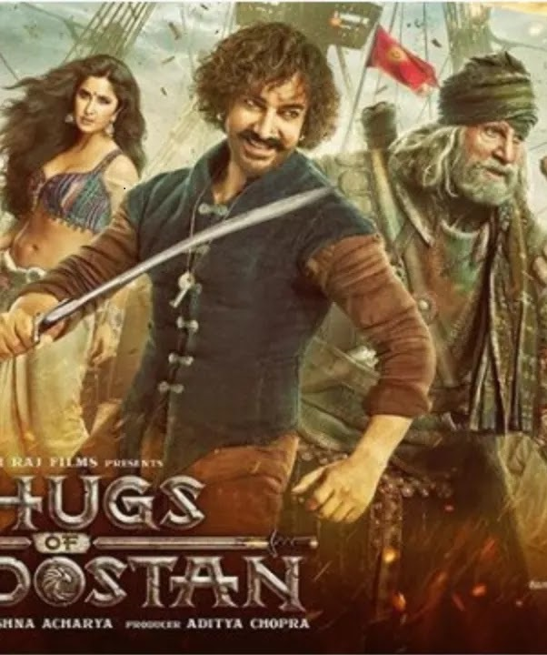 Thugs Of Hindostan (2018) Hindi Official Trailer 720p HD Download