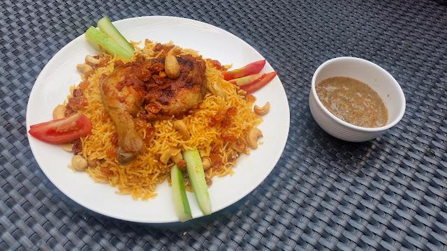 Barkas special Chicken Mandi